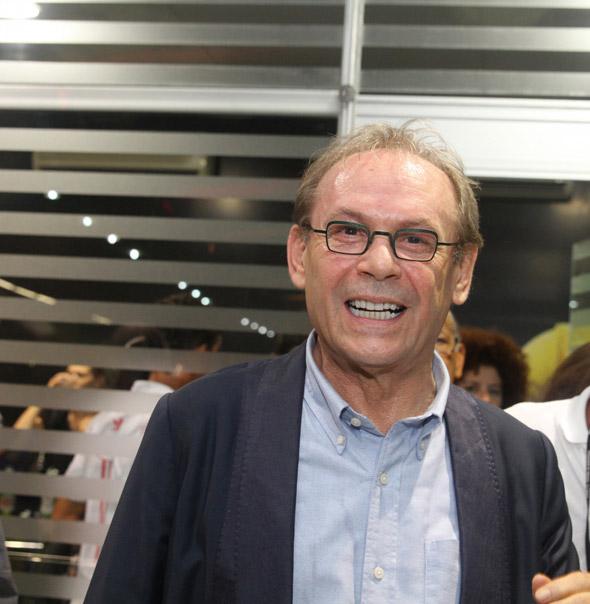José Wilker é um dos homenageados - Crédito: Nando Chiappetta/DP/D.A Press