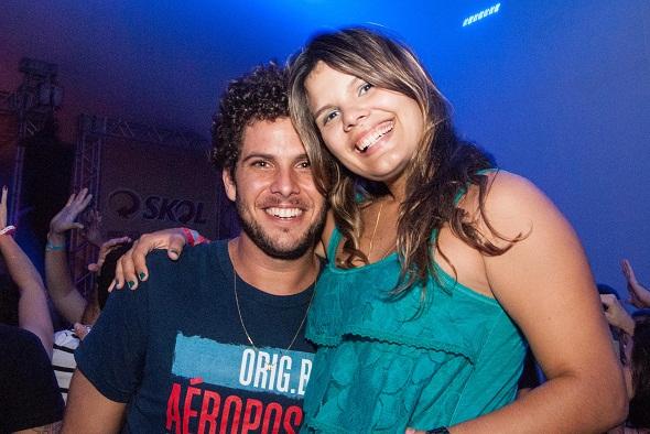 Larissa Trindade e Ramon Muller - Crédito: Duda Carvalho/Innovo