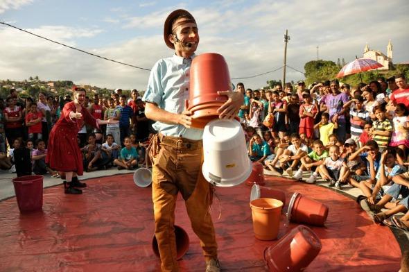 Caravana Tapioca faz três apresentações no Shopping Recife Crédito: Reprodução/Facebook