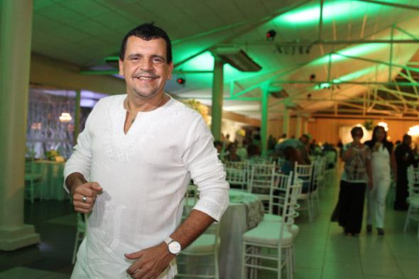 Gustavo Travassos se apresenta na Quinta do Galo Crédito: Nando Chiappetta/DP/D.A Press