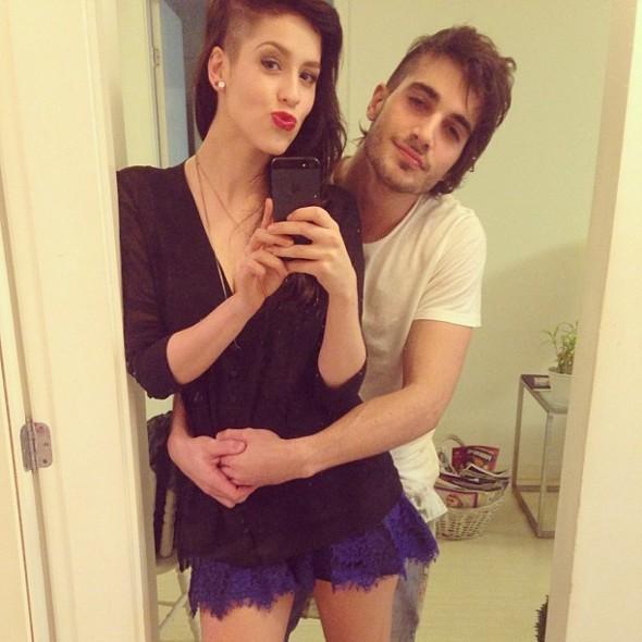 Fiuk e Sophia - Crédito: Reprodução Instagram