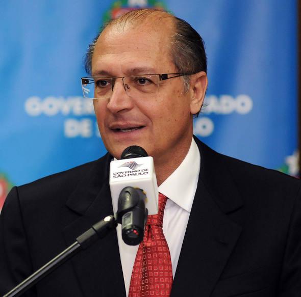 Geraldo Alckmin/Governo de São Paulo/Divulgação