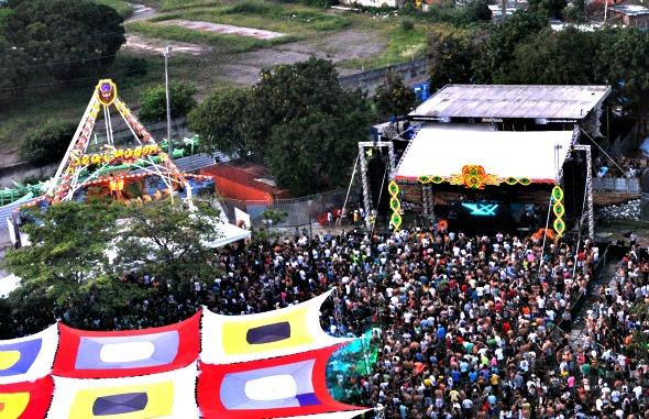 Playgorund Music Festival - Crédito: Duda Carvalho/ Innovo