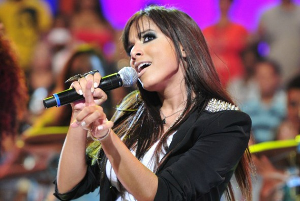 Anitta  - Crédito: TV Globo/Divulgação