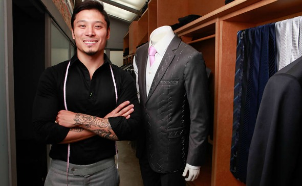 Alexandre Won é um dos nomes mais requisitados do mercado nacional no quesito traje do noivo - Crédito: Alexandre Won/Divulgação
