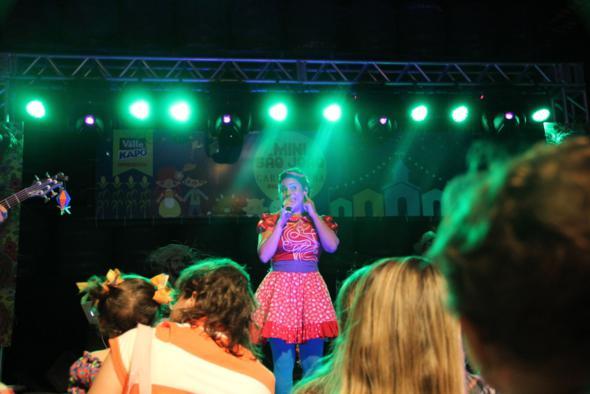 A Bandinha anima o Clube 17 Crédito: Érika Abreu