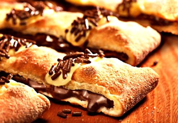 Chocobread é novidade na Domino's - Crédito: Divulgação/dominos.com.br