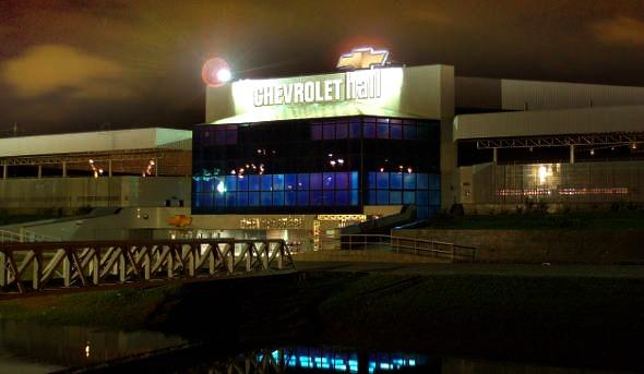Chevrolet Hall - Crédito: Chevrolet Hall/Divulgação