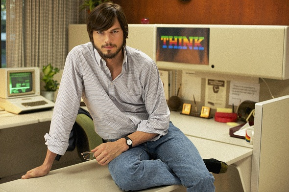 Ashton Kutcher assume o papel principal no filme - Crédito: Divulgação
