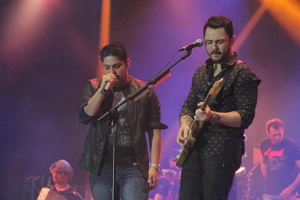 Jorge e Mateus - Crédito: Allison Lima/PMC