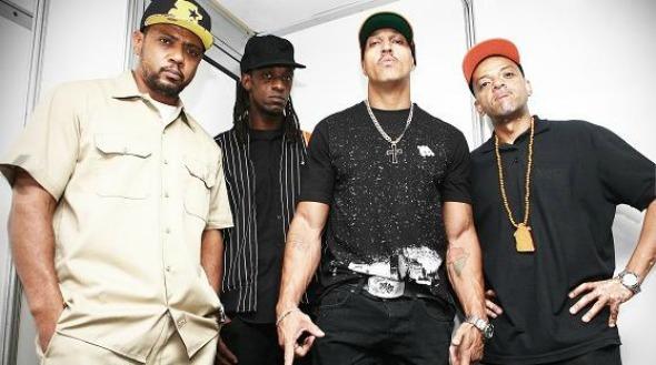 Racionais MC's com show agendado em setembro no Recife - Crédito: Divulgação/boogienaipe.com.br