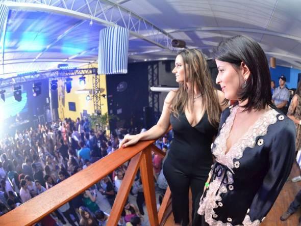 Juliana Cavalcanti e Carla Bensoussan – Crédito: Danilo Sá/Divulga Recife