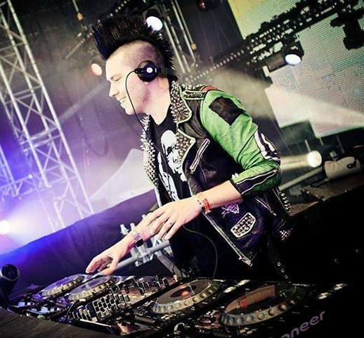 DJ Albin Myers - Crédito: Studio Black & White/Divulgação
