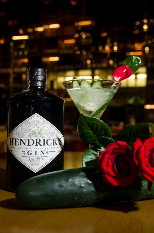 Gin Crédito: Hendrick's/Divulgação