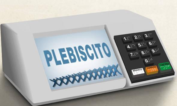 Plebiscito/ Blog Atualidade de Direito/Reprodução