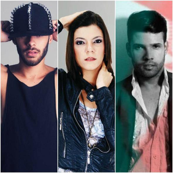 Na noite, se apresentam, ainda, os DJs André Valentim, Juliana Vieira e Samuel Montenegro - Crédito: Divulgação