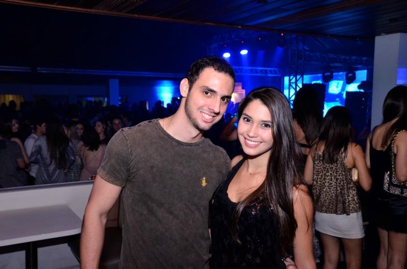 Lucas Maciel e Gisele Bittencourt - Crédito: Gabriel Ferreira/Divulgação