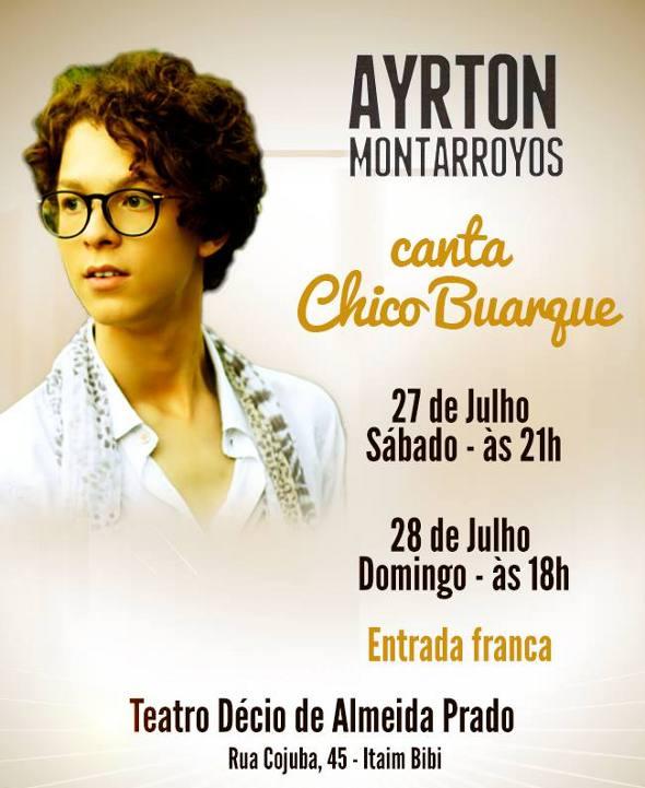 ayrton Montarroyus