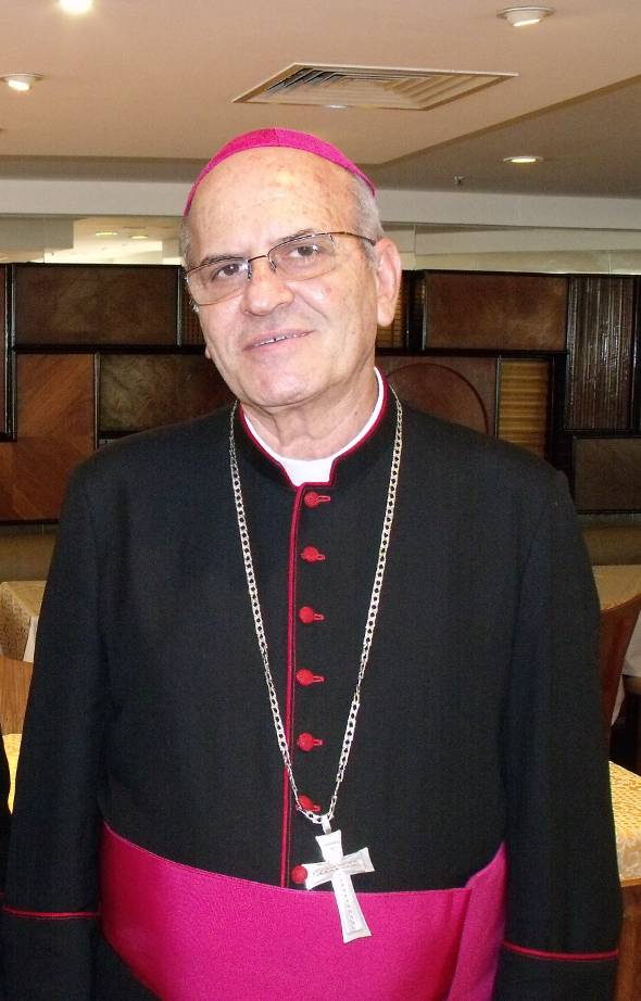 Dom fernando Saburido - Foto: Site Aquidiocese Olinda e Recife.org