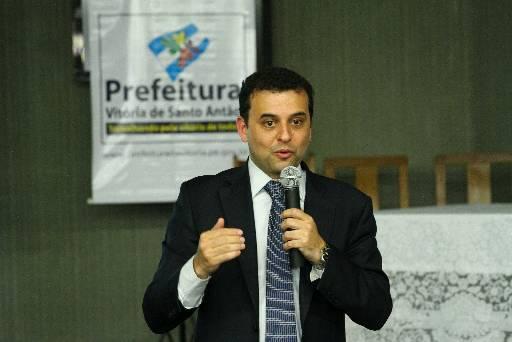 Márcio Stefani falará para a imprensa amanhã. Crédito: Annaclarice Almeida / DP / D.A Press