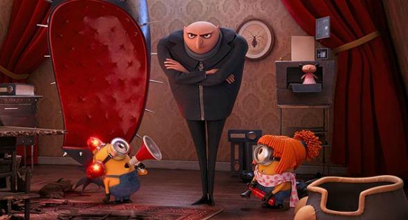 Meu Malvado Favorito 2 - Crédito: Walt Disney/Divulgação