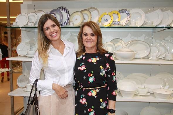 Brenda e Sandra Paes Barreto - Crédito: Divulgação