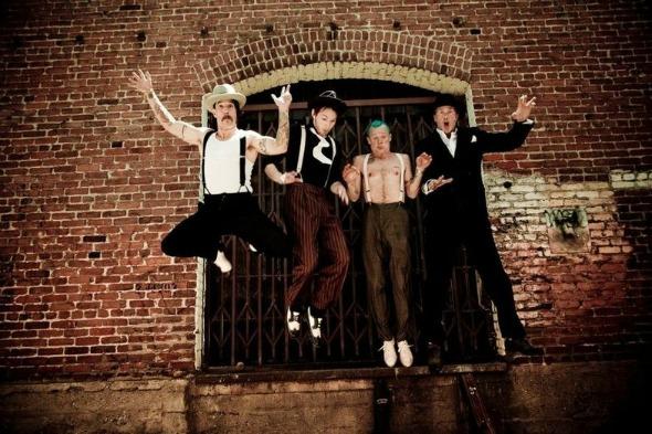 Red Hot Chili Peppers Crédito:  Ellen von Unwerth/Divulgação