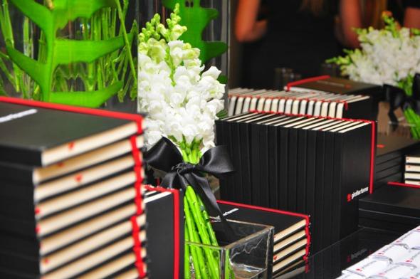 Cadernetas de brinde  Crédito: Bruna Monteiro/DP/D.A Press