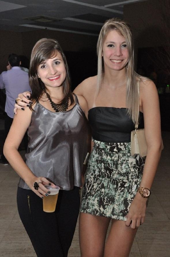 Julia Dutra e Maria Julia Machado - Crédito: Camila Neves/Divulgação