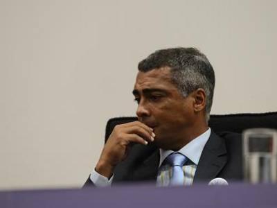 Romário/Foto Fábio Rodrigues/Ag. Brasil