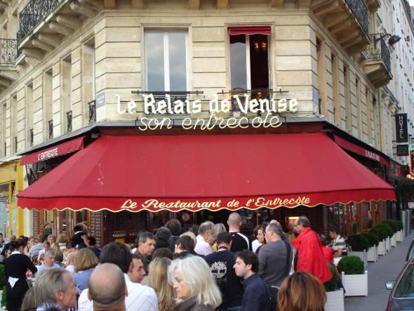 L'Entrecôte de Paris/JAMS