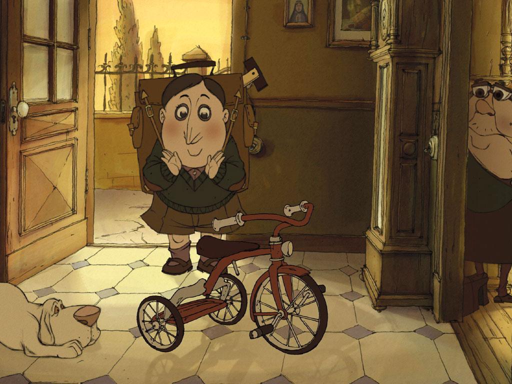 As Bicicletas de Belleville Crédito: Divulgação