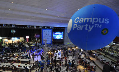 Campus Party/Diario de Pernambuco