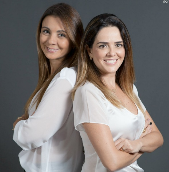Lucianna Pimentel e Ana Cristina Moura estarão à frente da Ornare em Boa Viagem – Crédito: Daniel Siqueira/Divulgação