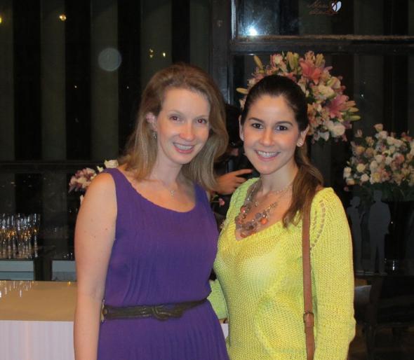 Fernanda Floret é a convidada especial de Mila Moura no evento. Crédito: Arquivo pessoal / Divuçgação
