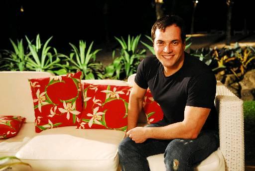 Daniel Boaventura - Crédito: João Miguel Junior/TV Globo
