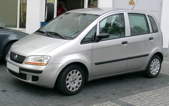 Fiat Idea/Divulgação