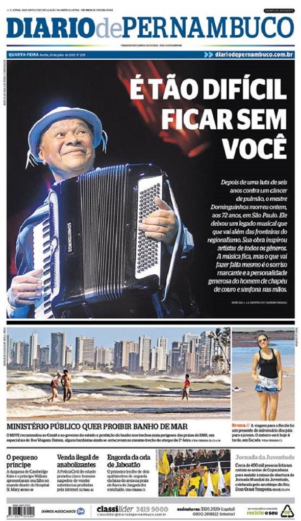 Crédito: Diario de Pernambuco