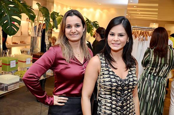 Juliana Cavalcanti e Nataly Carvalho - Crédito: João Vitor Alves