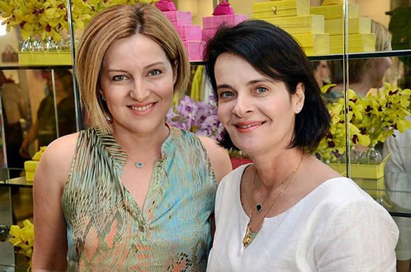 Lana Bandeira e Guilhermina Coutinho - Foto: João Vitor Alves/Divulgação