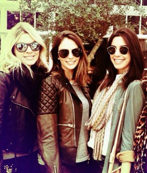 Julia Faria, Carol Celico e Camila Coutinho Crédito: Reprodução Instagram