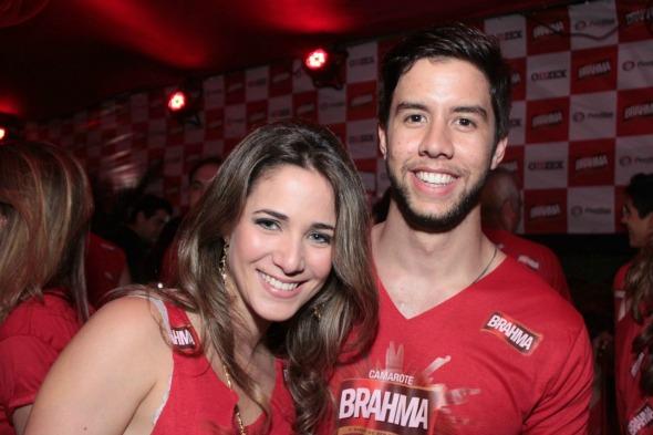 Isabela Leite e Rodrigo Mota  Luiz Fabiano/ Divulgação