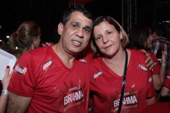 Zezo e Fátima Pessoa  Luiz Fabiano/ Divulgação