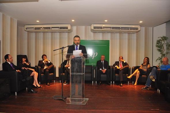 Alfrízio é o novo presidente da Abap-PE - Crédito: Bruna Monteiro/D.P./D.A Press.
