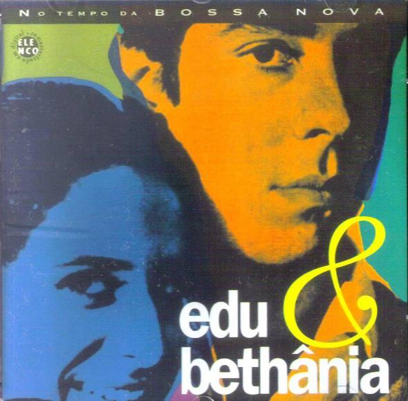 O disco de Edu Lobo e Maria Bethânia/Reprodução