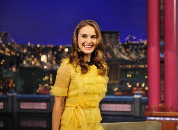 Natalie Portman Crédito: Reprodução/natalieportman.com