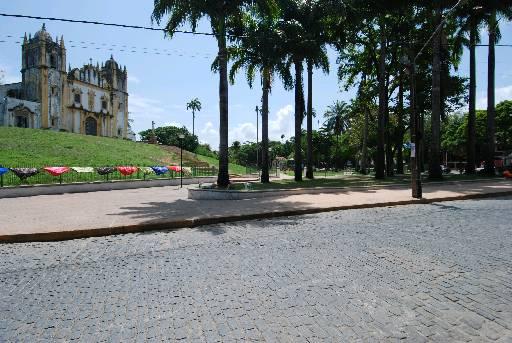 Praça do Carmo é um dos locais de exibições dos filmes Cecilia de Sa Pereira/DP/D.A Press