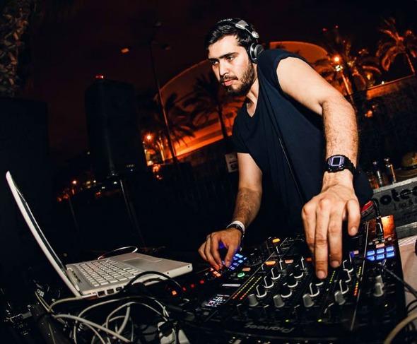 DJ Georg - Crédito: East Ender/Divulgação