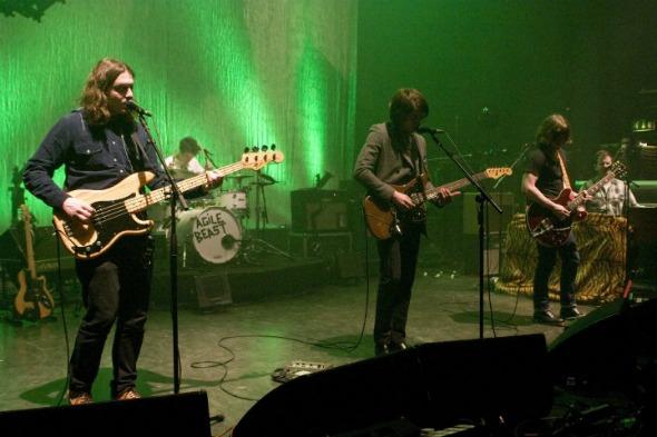 Arctic Monkeys Crédito: Reprodução Facebook