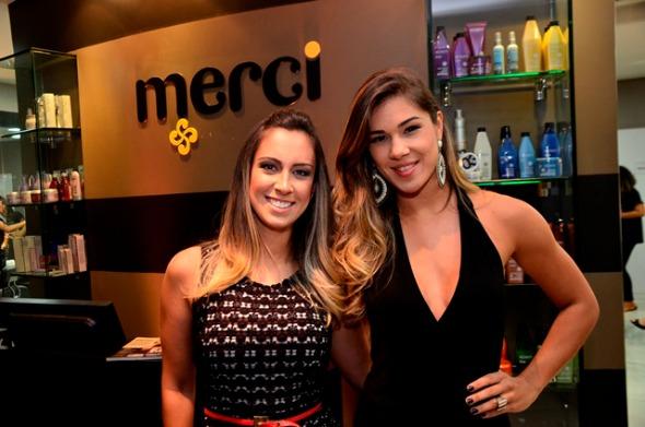 Jaysa Melo e Dani Morais Crédito: Guilherme Paiva/ Go Assessoria